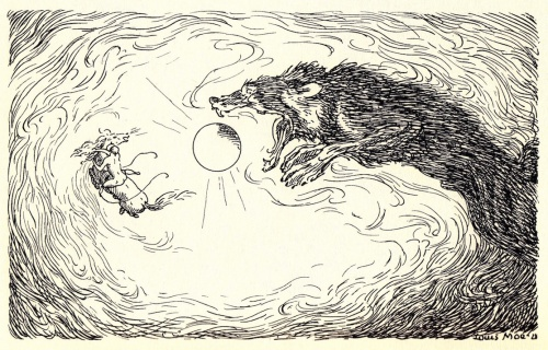 uhyre nordisk mytologi