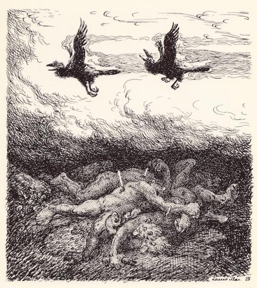 nordisk mytologi heimdal