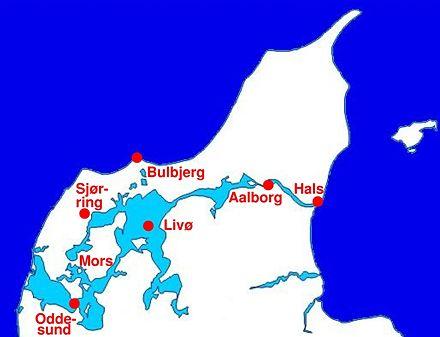 Rundt Om Limfjorden Heimskringla No